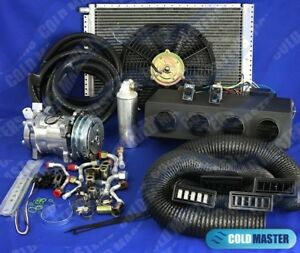A c Kit Universal Underdash Evaporator 404 rbl Heat And Cool H c Elec Harness