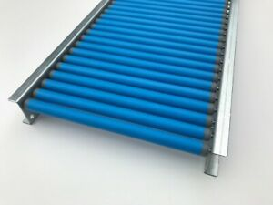 Roller Gravity Conveyor With Plastic Rollers Dia 20 Mm