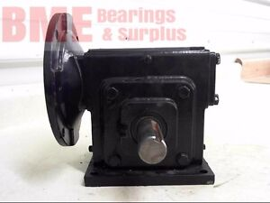 Winsmith Right Angle Gearbox E20mdts Input Hp 1 240 O p Torque 806 Ratio 20 1