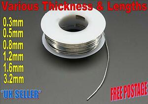Solder Fluxed Core High Grade Lead Free General Purpose Per Ft Plumbing Diy