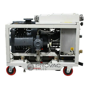 Edwards Iqdp 40 Dry Pump Rebuilt By Provac Sales Inc