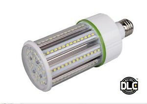 20 Watt Led Corn Lights Dlc Certified 5yr Warranted Free Shipping