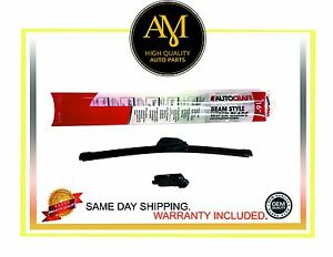 Premium Quality Windshield Wiper Blade 16 Guaranteed Fitment On Listed Vehicles
