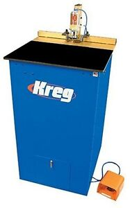 Kreg Dk1100fe Single spindle Electric Pocket Hole Machine