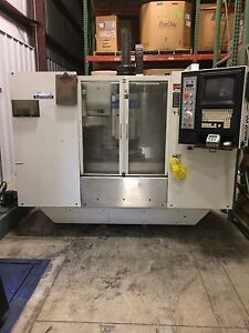 Cnc Milling Machine Fadal Vmc 3016ht Model 904 l 1997 3 axis
