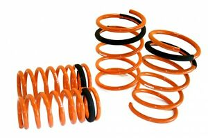 Megan Lowering Springs For 2002 2004 Acura Rsx