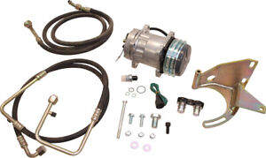 Amx10193 Compressor Conversion Kit For Ford New Holland 8700 9700 Tractors