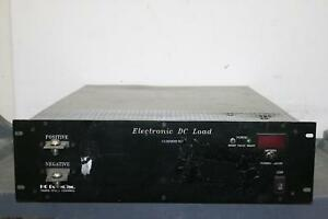 Hc Power Inc Hcl 2501 Electronic Dc Load for Parts Or Repair