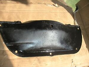 1969 Up Dodge Plymouth Small Block Bellhousing Flywheel Inspection Cover