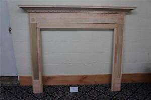 Wooden European Style Carved New Fireplace Mantel Mantel 5