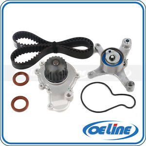 Timing Belt Water Pump Kit For 96 05 Chrysler Dodge Plymouth Neon 2 0l Sohc