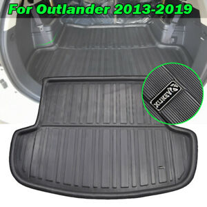 For Mitsubishi Outlander 2013 2018 Rear Trunk Tray Boot Liner Cargo Floor Mat