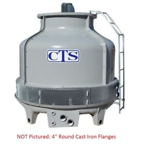 Cooling Tower Model T 270 70 Nominal Tons Based On 95 85 75 207 Gpm