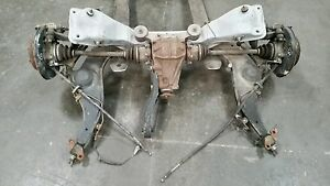 Jdm Toyota Previa Rear Independent Suspension Assembly
