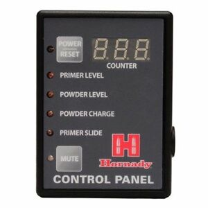 Hornady LNL Basic Control Panel Presses Accessories Reloading Equipment Hunting