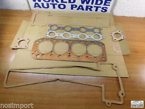 Mga Twin Cam Cylinder Head Gasket Set Very Old Victor