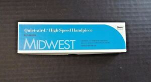 Midwest Quiet air l High Speed Handpiece Power Lever Non fiber Optic New