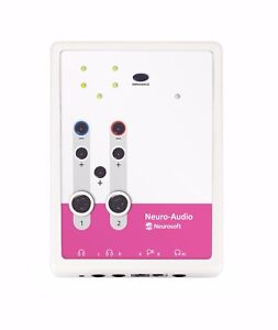 Neuro audio Oae Abr System One Device For All Audiological Tests