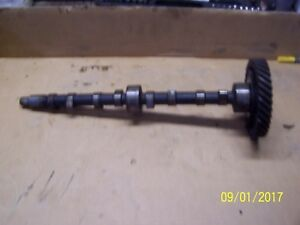 International Farmall Cub Tractor Camshaft And Gear