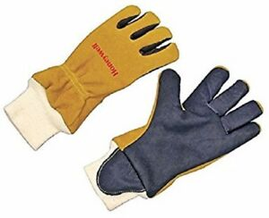 Honeywell Firefighters Gloves Xl Kangaroo Fireman Gl 9500 xl