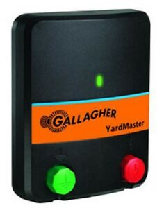 Gallagher M20 0 2 Joule Electric Fence Charger