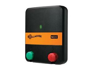 Gallagher M20 Fence Charger