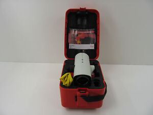 Leica Na730 Automatic Optical Level For Surveying 1 Month Warranty