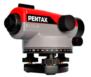 New Pentax Ap 230 Level For Surveying 1year Warranty