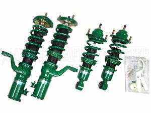 Tein Flex Z 16ways Adjustable Coilovers For 01 05 Honda Civic Si Es Em Ep3