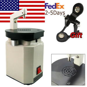 Dental Lab Laser Pindex Drill Driller Machine Pin System W Magnetic Articulator