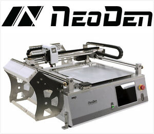 Smt Pick And Place Machine Neoden3v adv With Vision System For Pcba l