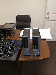2 Mmf Pos Cash Registers With 2 Terminals 2 Monitors Used Great Condition