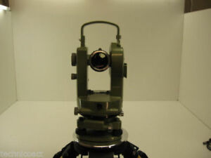 Wild leica Heerbrugg T1 70 6 Theodolite For Surveying 1 Month Warranty