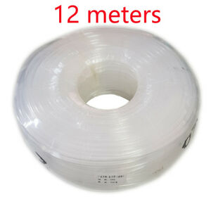 12 Meters 4mm X 6mm Solvent Ink Tube For Wide Format Inkjet Printers