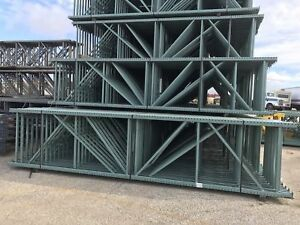 Pallet Racking Complete Sections Teardrop Style Lots Of Sizes Available