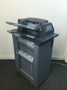 Konica Minolta Bizhub Fd 503 Multi folding Unit Post Inserter C6000 C7000 1200