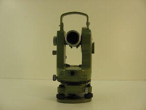 Wild leica Heerbrugg T1 70 Theodolite transit For Surveying 1 Month Warranty