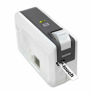 Brother Intl ptouch Pt 1230pc Pc Label Printer Thermal Usb