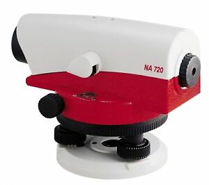 Leica Na720 Automatic Optical Level For Surveying 1 Month Warranty