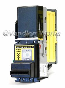 Mei Mars Vn 2712 Bill Acceptor Validator Flash Port 1 5 10 20 Bills