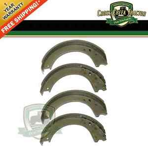 8n2200b New Ford Tractor Brake Shoe Set 8n Naa
