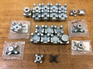 Various Knobs Pry To Tighten Machinable threaded Others Huge Lot