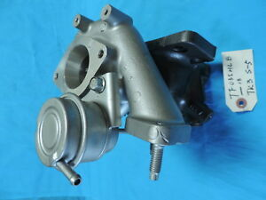 2010 Nissan Juke 1 6t Genuine Turbo Turbocharger Tf035hl8 13tk3s 5 0