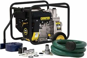 Champion Power Equipment 66520 2 inch Trash Water Transfer Pump Hose Kit