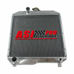 Sba310100440 Sba310100291 Tractor Radiator For Ford New Holland 1510 1710 W cap