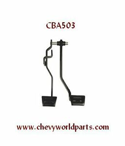 1968 72 Chevelle Clutch Brake Pedal Assembly