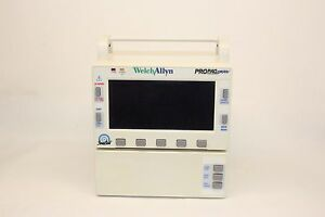 Welch Allyn Protocol Propaq Encore Patient Monitor 202el Multiparameter