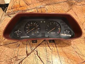 Datsun 280zx Analog Instrument Dash Display 1979 To 1983