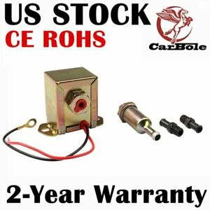 Carbole Facet 12v Electronic Fuel Pump 2 5 4 Psi Ref E8012s Fd0002 Ep12s