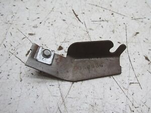 70 77 Firebird Trans Am Rear Radio Dash Mounting Bracket Gm 525890